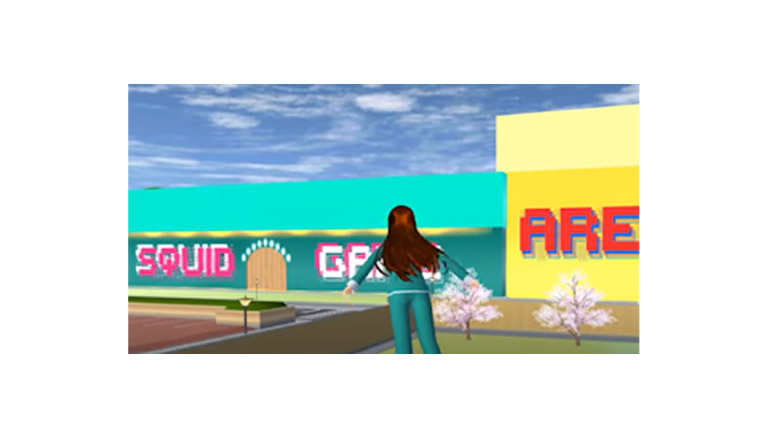 Arena Squid Gamee