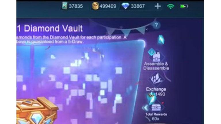 Cara Download ML Mod APK Diamond