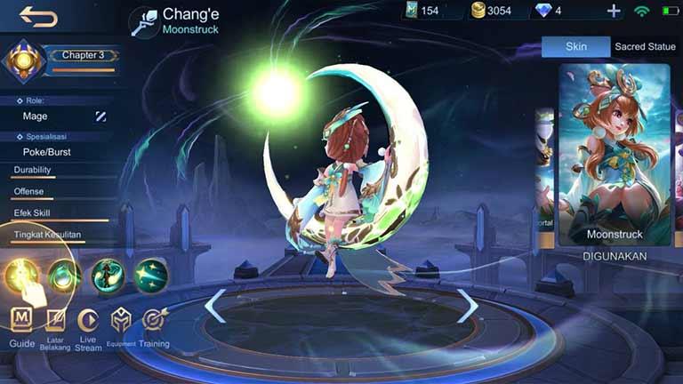 Change Hero Terkuat Di Mobile Legends