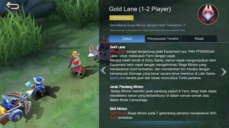 Gold Lane