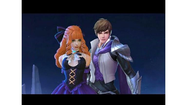 Gusion Dan Guinevere Pasangan Hero Mobile Legends