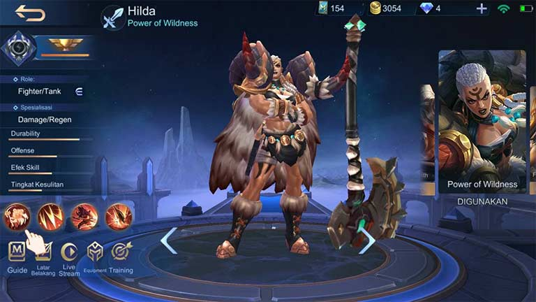 Hilda Hero Terkuat Di Mobile Legends