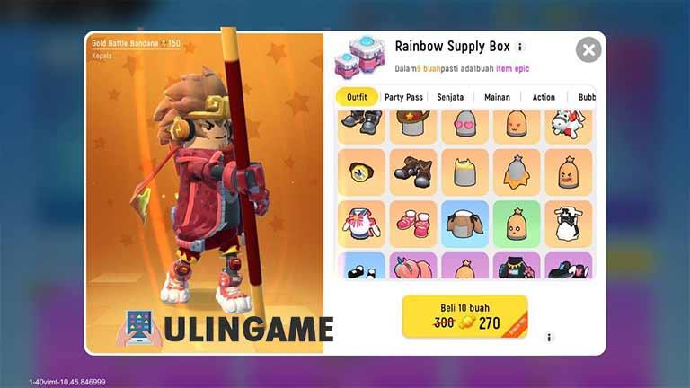 Item Menarik Sausage Man Mod Apk Unlimited Candy