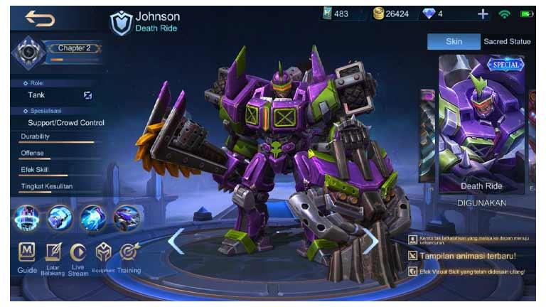 Johnson 2