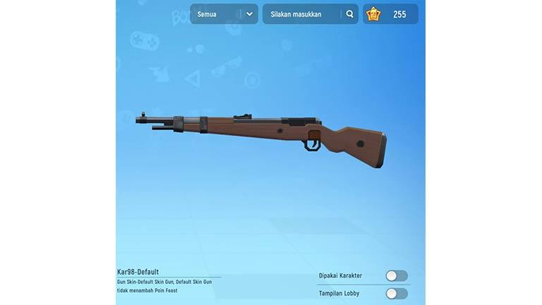 Kar98 2 Sniper Terbaik Sausage Man