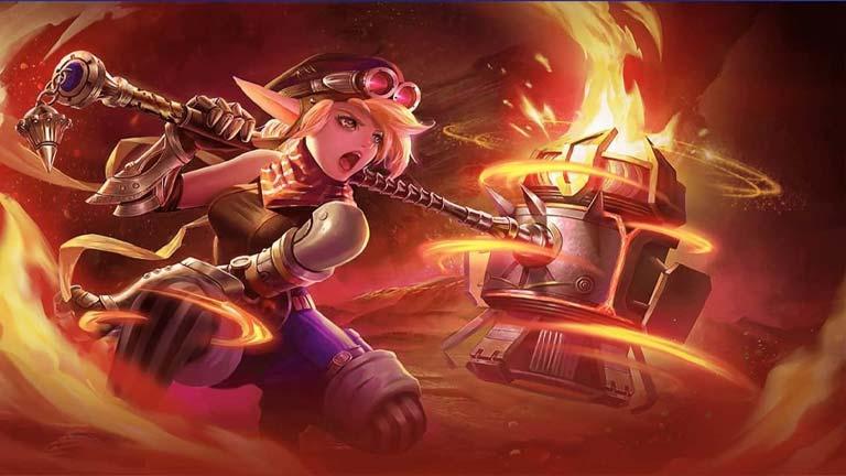 Lolita Hero Terlemah Di Mobile Legends
