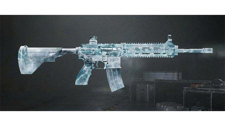 M416 Skin Glacier Daftar Skin Senjata PUBG Mobile Termahal
