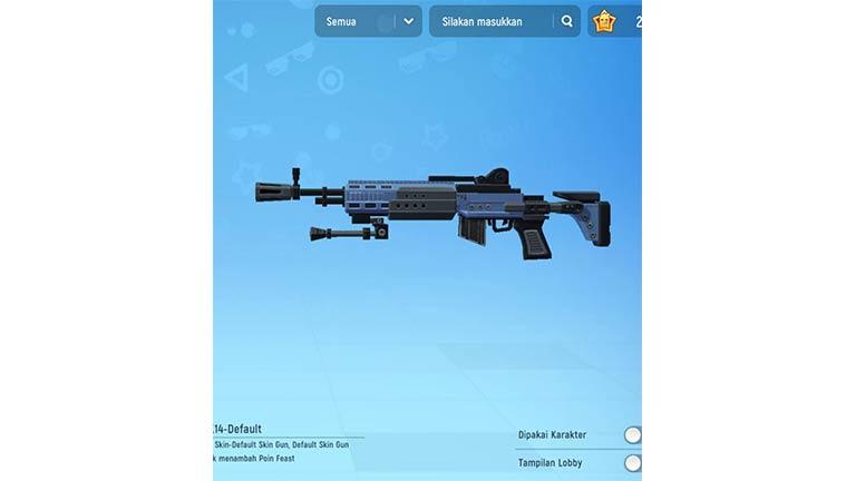 Mk14 1 Sniper Terbaik Sausage Man