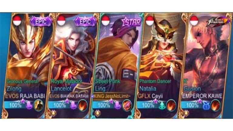 Mabar Bersama Teman Squad Pro