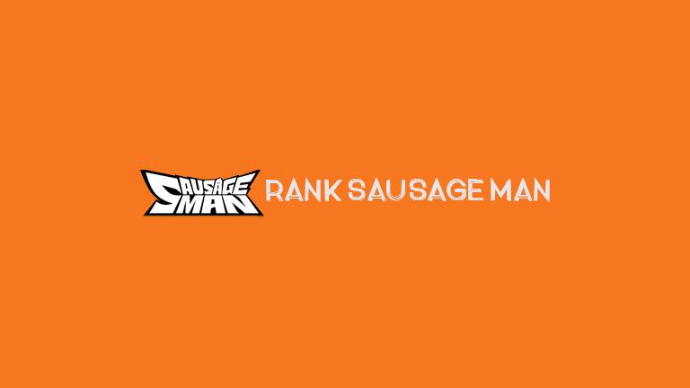 Master Sausage Man Rank Sausage Man