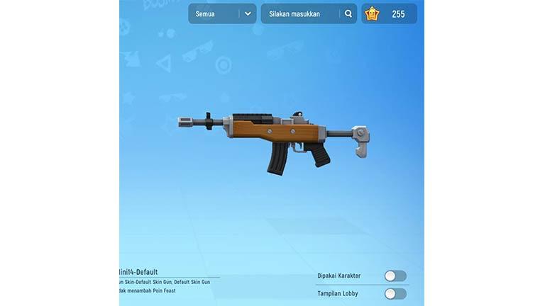 Mini14 1 Sniper Terbaik Sausage Man