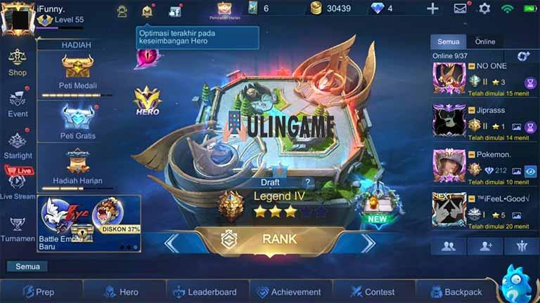 Mobile Legends Mod APK Terbaru