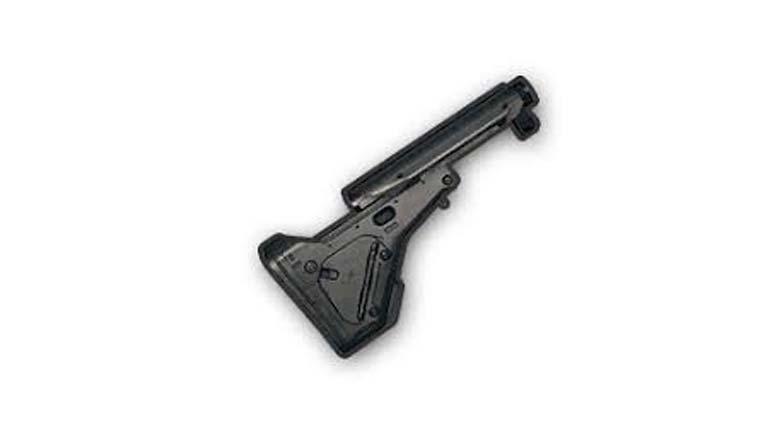 Tactical Stock 1 Daftar Attachment Senjata PUBG