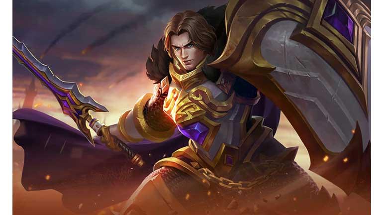 Tigeral Hero Pertama Mobile Legends