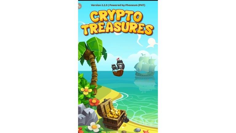 Tujuan Main Crypto Treasure