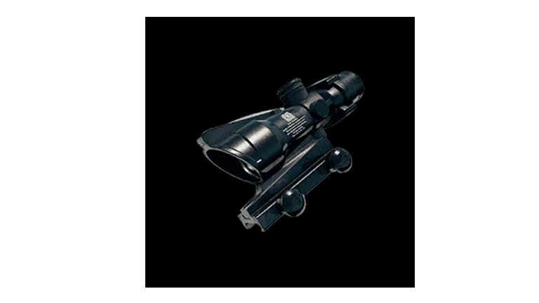 X4 Daftar Attachment Senjata PUBG