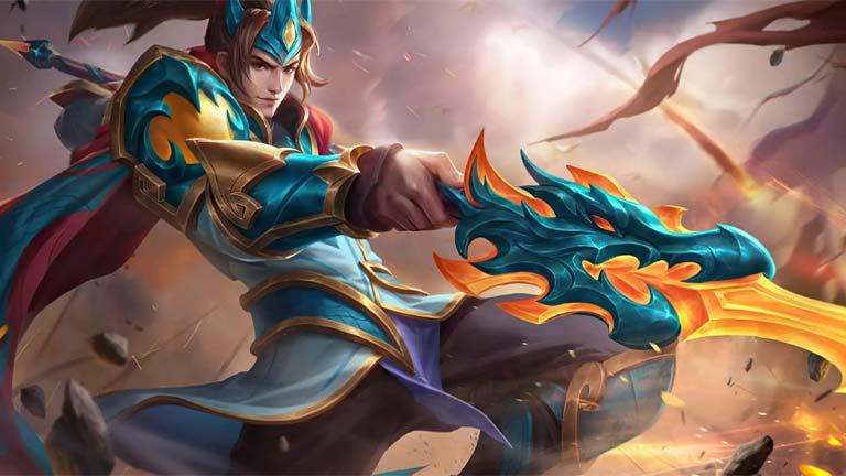 Zilong 1 Hero Terlemah Di Mobile Legends