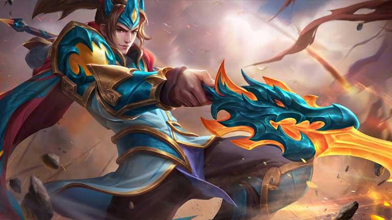 Zilong 2 Hero Pertama Mobile Legends