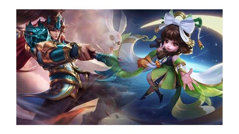 Zilong Dan Change Pasangan Hero Mobile Legends