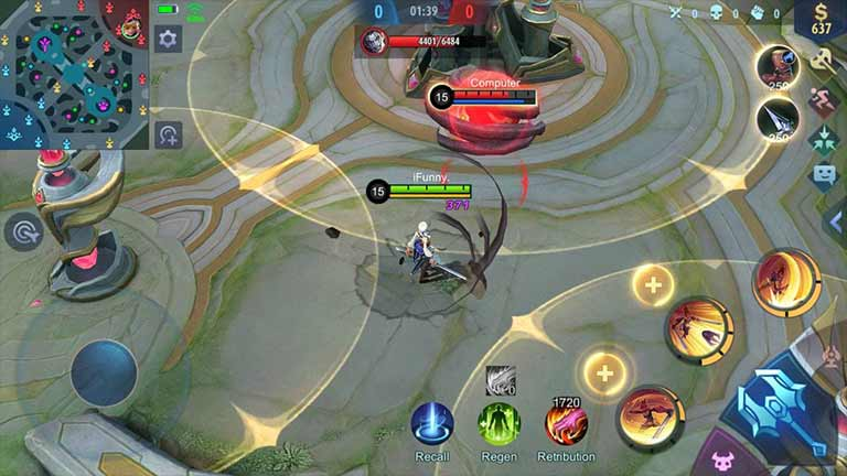 Counter Hero Cara Cepat Naik Rank Mobile Legends