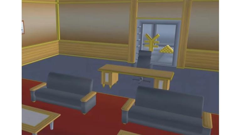 Di Kantor Pajak Tempat Misterius Di Sakura School Simulator