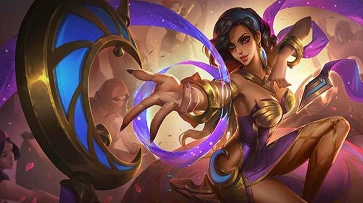 Esmeralda Hero Mobile Legends Terbaik Untuk Ranked Solo