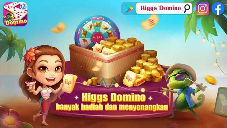 Fitur Alat Mitra Higgs Domino
