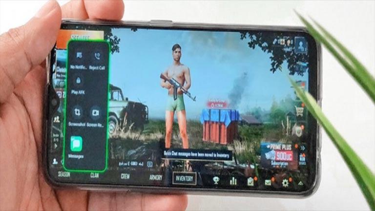 Game Space 2 Cara Record PUBG Mobile Di Android