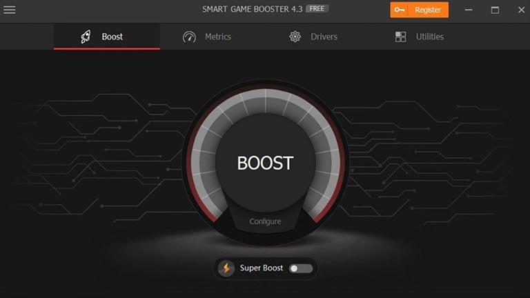 Gunakan Aplikasi Game Booster