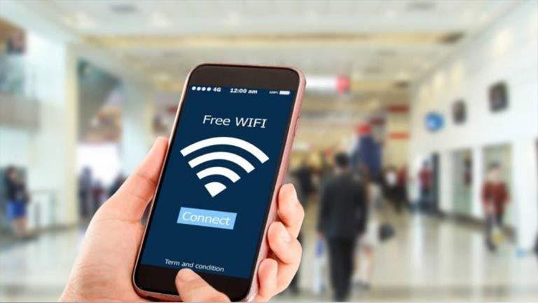 Gunakan Wifi 1