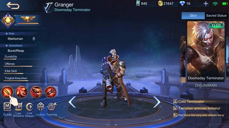 Hero Op Cara Cepat Naik Rank Mobile Legends