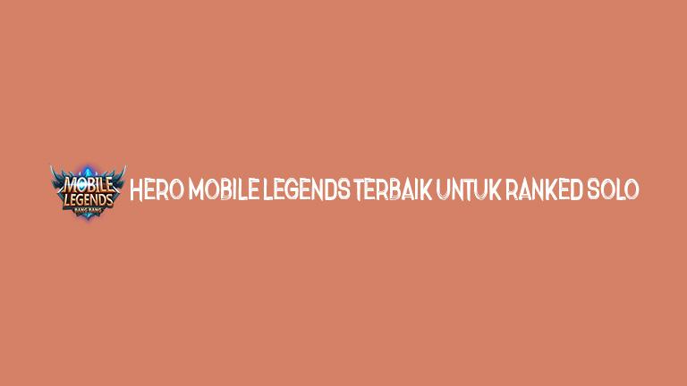 Master Mobile Legends