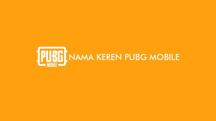 Master Pubg Nama Keren Pubg Mobile