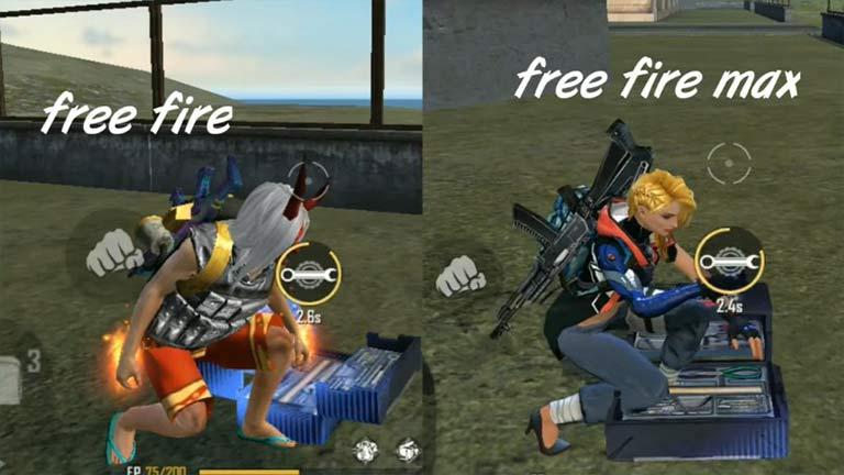 Perbedaan Free Fire Max Dan Standar
