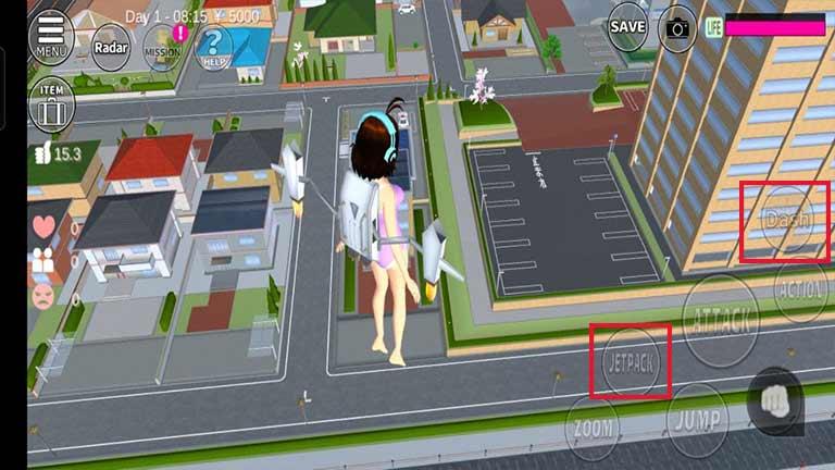 Pergi Ke Tempat Lain Cara Bermain Sakura School Simulator