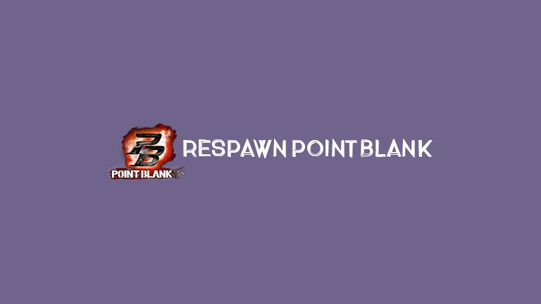 Respawn Point Blank Master