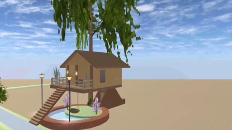 Rumah Pohon 1