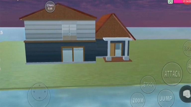 Rumah Tengah Laut