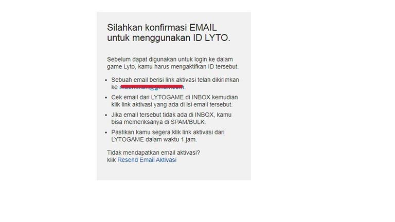 Verifikasi Email 1