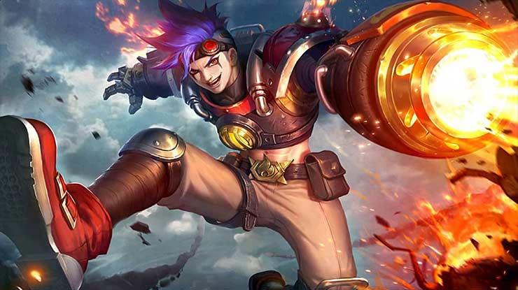 Xborg Hero Mobile Legends Terbaik Untuk Ranked Solo